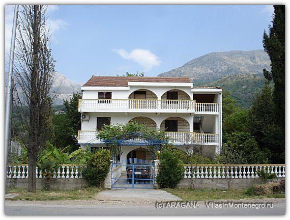 Купить дом в утеха черногория