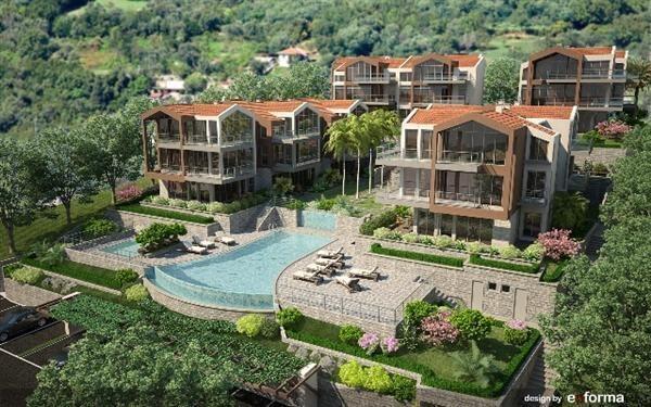 Недорогое жилье в черногории купить