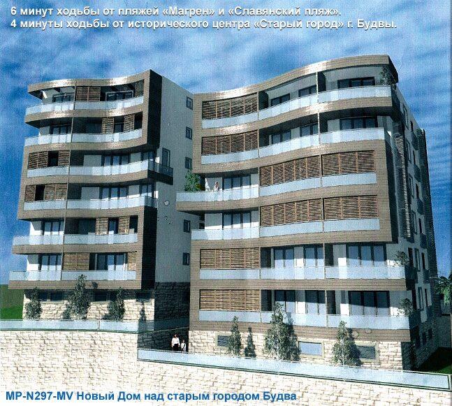 Купить жилье в черногории на берегу моря